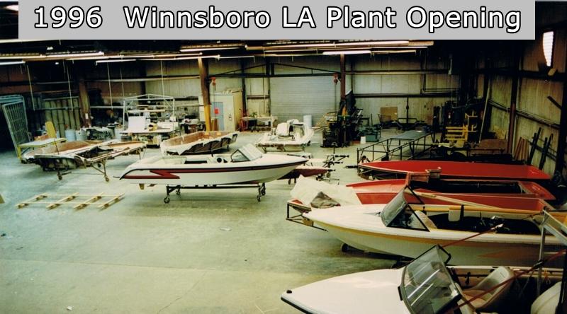 800W  Winnsboro Plant 1996-7