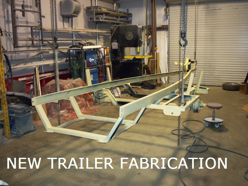 New Trailer Fabrication 800 wide