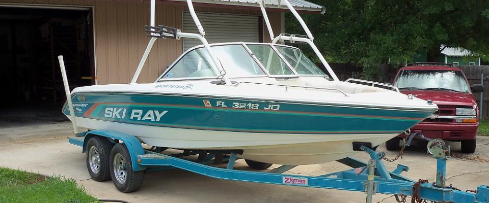 SkiRay 003 -1000W